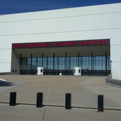 Photo taken at Bob Devaney Sports Center by Nathan J. on 2/26/2012