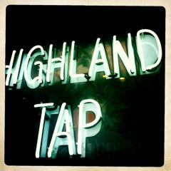 Photo taken at Highland Tap by Mike W. on 7/22/2012