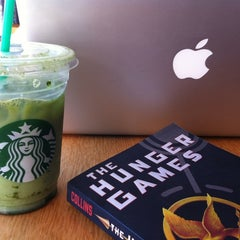 Photo taken at Starbucks by Suzann T. on 3/25/2012