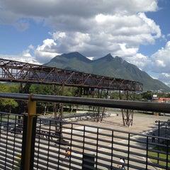 Photo taken at El Lingote by Rodrigo V. on 6/16/2012
