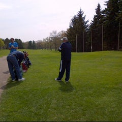 Photo taken at Glenway Golf Course by Brian R. on 4/7/2012