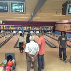 Photo taken at Bowl-A-Roll Lanes by Rocio M. on 7/11/2012