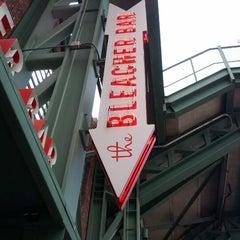 Photo taken at Bleacher Bar by Craig C. on 7/14/2012