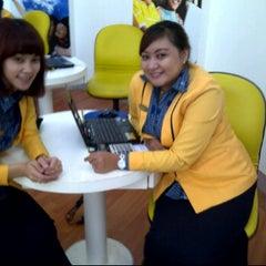 Photo taken at Plasa Telkom by CeCe IMoEtZ on 4/19/2012