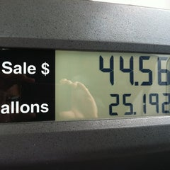 Photo taken at Kroger Fuel Center by Becki on 8/27/2012
