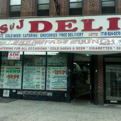 Photo taken at S&J Deli by Christopher T. on 8/14/2012