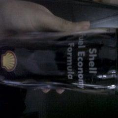 Photo taken at SPBU Shell by indra k. on 8/6/2012