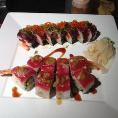 Photo taken at Hapa Grill by Sam N. on 3/23/2012