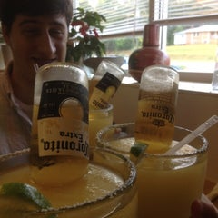 Photo taken at Sr. Sol Mexican Restaurant by Claire L. on 4/20/2012