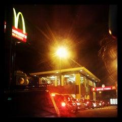 Photo taken at McDonald's by Tharik G. on 7/30/2012