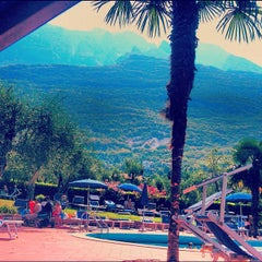 Photo taken at Club Hotel Olivi by Alessia B. on 8/20/2012
