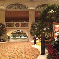 Photo taken at Beau Rivage Resort & Casino by June W. on 3/18/2012