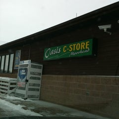Photo taken at Oasis C Store by Chad S. on 2/22/2012