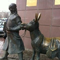 Photo taken at ТК «Трамплин» by Grisha6/9 on 3/14/2012