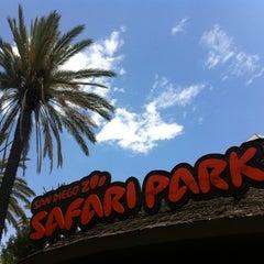 Photo taken at San Diego Zoo Safari Park by Armie on 8/17/2012