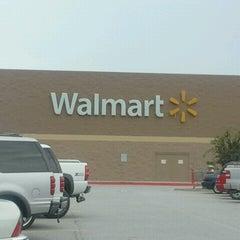 Photo taken at Walmart Supercenter by Dayinta S. on 8/11/2012