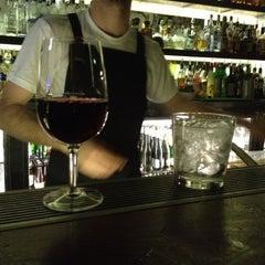 Photo taken at Longrain Restaurant & Bar by Scott on 9/7/2012