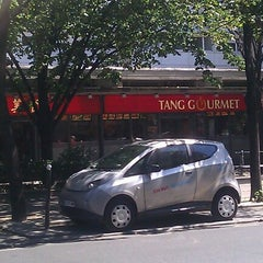 Photo taken at Tang Gourmet by Tino S. on 7/24/2012