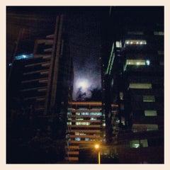 Photo taken at Torres Unidas by Elvis @. on 8/3/2012