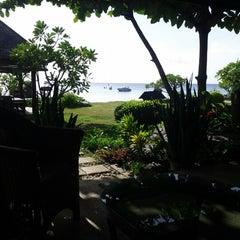 Photo taken at P. P. Erawan Palms Resort (พี พี เอราวัณ ปาล์ม รีสอร์ท) by Stathis P. on 7/22/2012