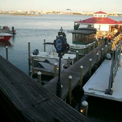 Photo taken at Hooper's Crab House by Tracey R. on 9/12/2012