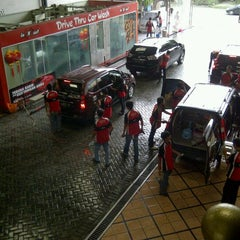 Photo taken at in N out Drive Thru Car Wash by HD Z. on 3/11/2012