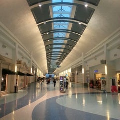 Photo taken at Jacksonville International Airport (JAX) by Mike G. on 8/27/2012