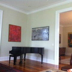 Photo taken at Glen House Inn by Sara B. on 6/11/2012