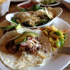 Photo taken at Mexicali Cocina & Cantina by Ara A. on 9/6/2012