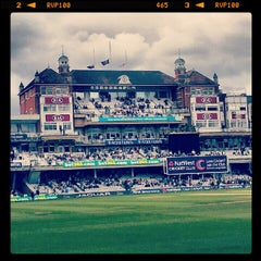 Photo taken at The Kia Oval by Alice D. on 7/3/2012