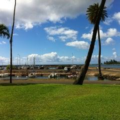 Photo taken at Haleiwa Joe's by Mark W. on 8/20/2012
