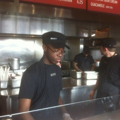 Photo taken at Chipotle Mexican Grill by Ricky P. on 3/31/2012