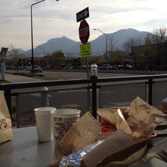 Photo taken at Chipotle Mexican Grill by Stephen A. on 4/4/2012