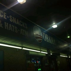 Photo taken at Obama Gas Station by Anisha H. on 6/4/2012