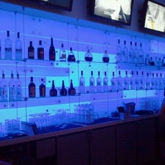 Photo taken at One80 Grey Goose Lounge by Joshua D. on 2/11/2012