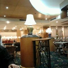 Photo taken at Oriental Garden Hotel by Vadym S. on 4/15/2012