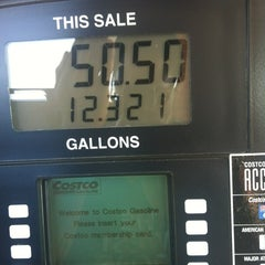 "Photo taken at Costco Gasoline by Charles ""da badge Man"" Watson . on 6/1/2012"