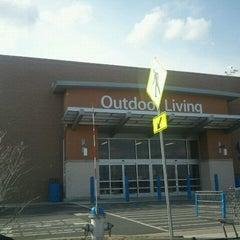 Photo taken at Walmart Supercenter by Adam K. on 3/8/2012