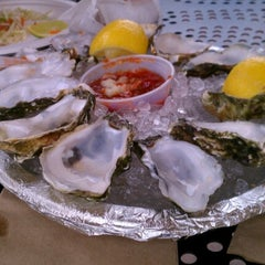 Photo taken at Pelly's Cafe & Fish Market by Aaron J. on 7/5/2012
