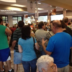 Photo taken at Chick-fil-A by John F. on 8/2/2012