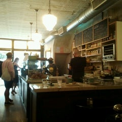 Photo taken at Cafe Madeline by Vladimir L. on 9/6/2012