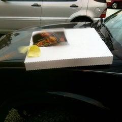 Photo taken at J.B. Alberto's Pizza by John L. on 8/11/2012