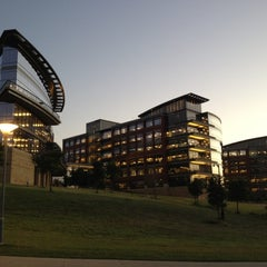 Photo taken at Tarrant County College (Trinity River Campus) by Becca W. on 4/28/2012
