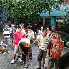 Photo taken at Mardi Waluya Bondongan by Cha-cha P. on 8/12/2012