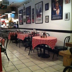 Photo taken at Mulberry Street Pizzeria by Lydia on 8/24/2012