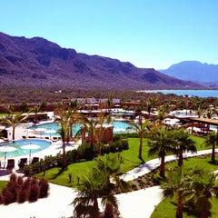 Photo taken at Villa Del Palmar Beach Resort & Spa by Ayngelina B. on 5/19/2012