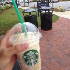 Photo taken at Starbucks by Brad U. on 6/11/2012