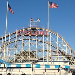 Photo taken at Luna Park by Nidhi C. on 6/24/2012