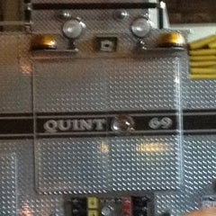Photo taken at Empire Hook and Ladder by Justin C. on 4/30/2012