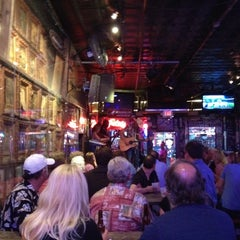 Photo taken at Tootsie's World Famous Orchid Lounge by Israel V. on 8/16/2012